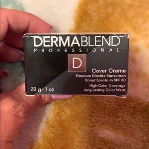 Dermablend cover creams
